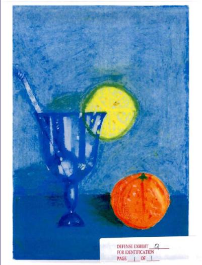 Omar Khadr Citrus Drink